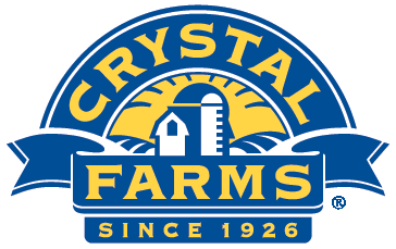 Crystal Farms logo